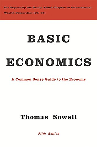 Compare Textbook Prices for Basic Economics 5 Edition ISBN 8601415789973 by Sowell, Thomas
