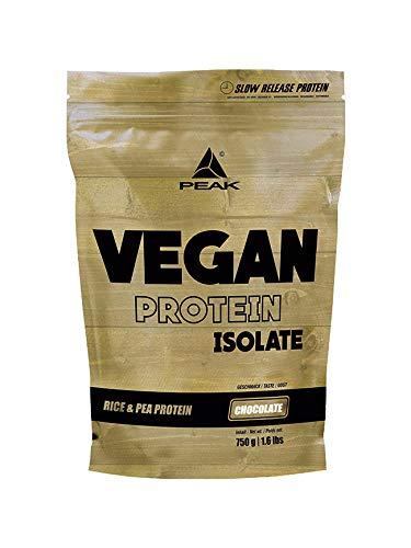 PEAK Vegan Protein Chocolate 750g