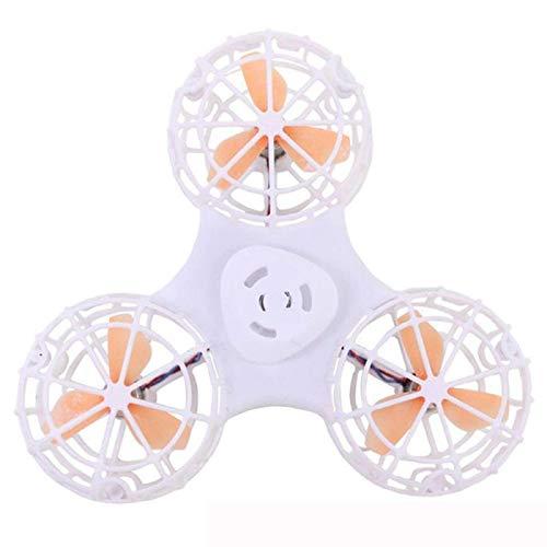 N\C Fidget Spinner Flying Fidget Spinner Mini Drone Finger Stress Boomerang Toy Funny Game Toys Hand Spinners Finger Toy