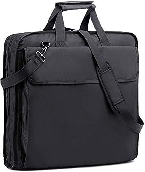 Bertasche Waterproof Foldable Luggage Hanging Suit Bag