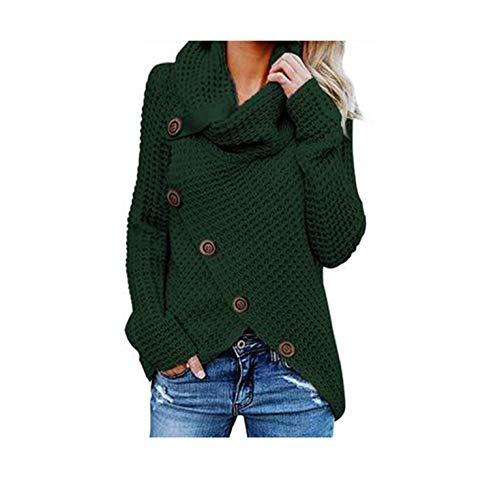 OneCherrysweater Long-Sleeved - Sudadera con Capucha para Mujer 2 M