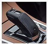 Slewoo Accessoires Voiture Protège Levier de Vitesses en Cuir pour Citroen DS7