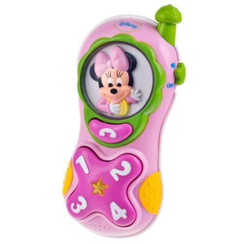 Clementoni 14839 - Telefonino Parlante Minnie