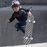 Immagine 1 bellanny skateboard 80x20cm completo per