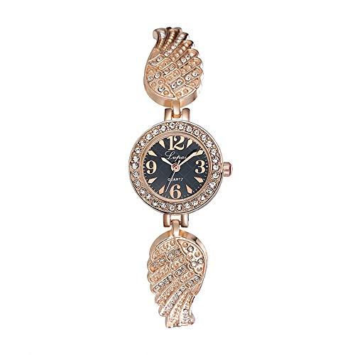 Armbanduhr Uhr Uhren Luxusuhr Damen ArmbandDamenuhr Damenuhren Edelstahl Uhr Damen Strass Mode Kleid Armbanduhr Relogio Geschenk