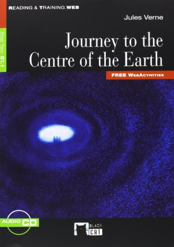 Journey To The Centre Of The Earth fw Black Cat. reading