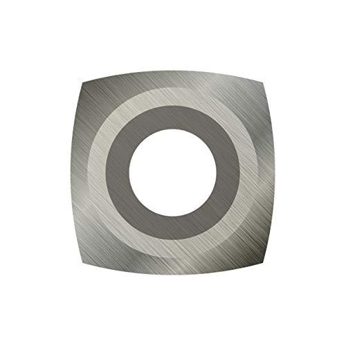 Authentische Easy Wood Tools (2600NR) Ci2-R2-NR- Negativ rechen Vollhartmetallfräser für Easy Start Rougher und Mini und Mid-Size Roughers fur Holzdrehen