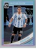 2018-19 Panini Donruss Optic Holo Soccer #91 Cristian Pavon Argentina