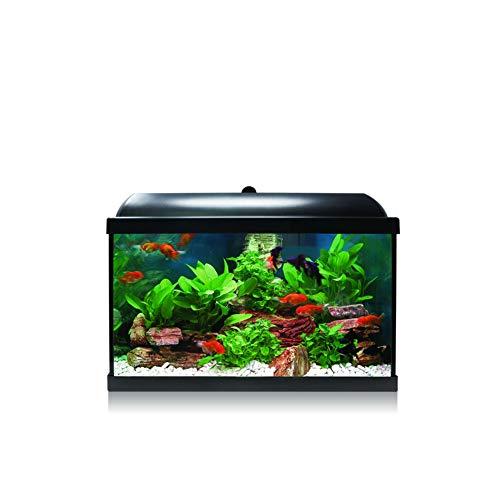 ICA KDI45 Kit Aqua-Led Pro 45 con Filtro Interior, Negro