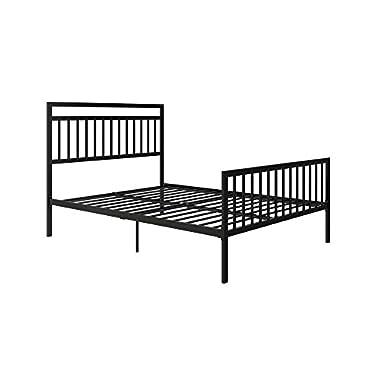 DHP 4153039 Jackson Metal Bed, Queen