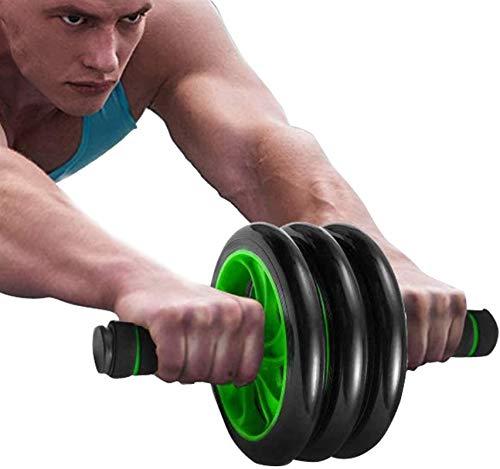 HSWYJJPFB AB Roller Bauchmuskeltrainer Bauchtrainer Zur Stärkung Der Kernmuskeln Rollerradabdominalwalze