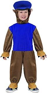 84ac2d11aa6b costume di carnevale cane poliziotto (1 - 2 anni)