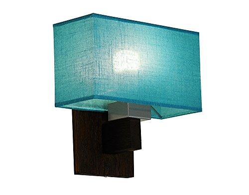 Wero Design Vitoria-016 A TR Lampe murale en bois massif Chêne