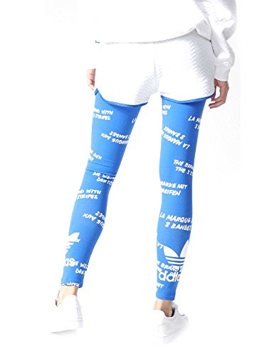 adidas Slim Pantalón Corto, Mujer, Blanco (Blanco), 36