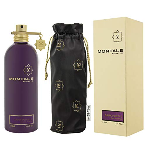 100% Authentic MONTALE DARK PURPLE Eau de Perfume 100ml Made in France + 2 Montale Samples + 30ml Skincare