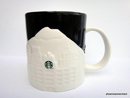 Seattle Washington 2012 Starbucks Relief Mug Coffee Tea Collectors Limited Edition