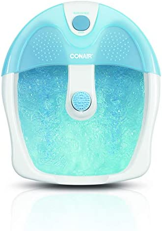 Top 10 Best conair foot spa with bubbles massage & heat Reviews