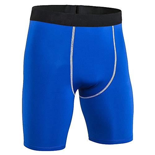 41MDd1iiAfL. SS500  - Yhjkvl Men's Compression Base Layers Shorts Men's Compression Shorts Sports Fitness Running High Elastic Quick-drying…