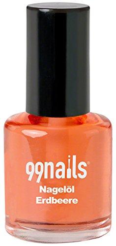 99 Nails nagelöl – Fraise, 1er Pack (1 x 15 ml)