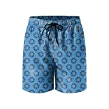 Mens Swimsuit Trunks Game-of-Thrones-Movies-Game- Active Casual Swim Short