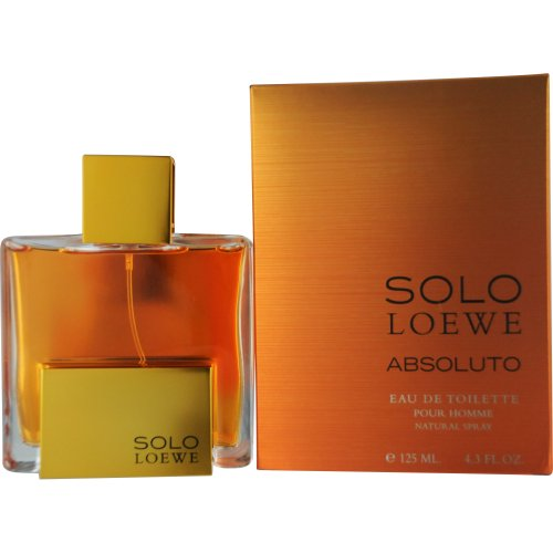 Solo Loewe Absoluto Cologne by Loewe para Hombre 125ml