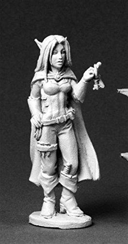 Reaper Valloa The Female Elf Thief