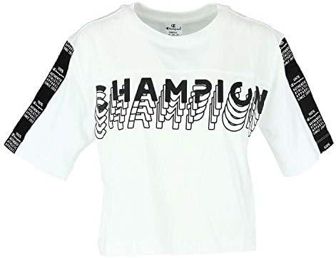 T-Shirt Champion para Mujer Blanco - 111351WW001