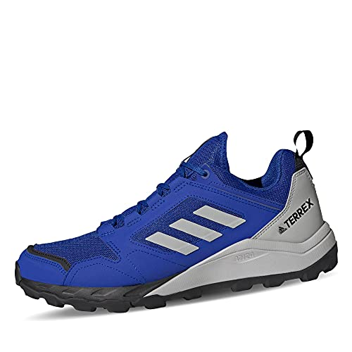 adidas Terrex Agravic TR, Zapatillas de Trail Running Hombre, AZUFUE/Gridos/NEGBÁS, 42 EU