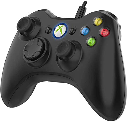 NBCP Wired Game Controller Gamepad for PC/Laptop Gaming Computer(Windows...