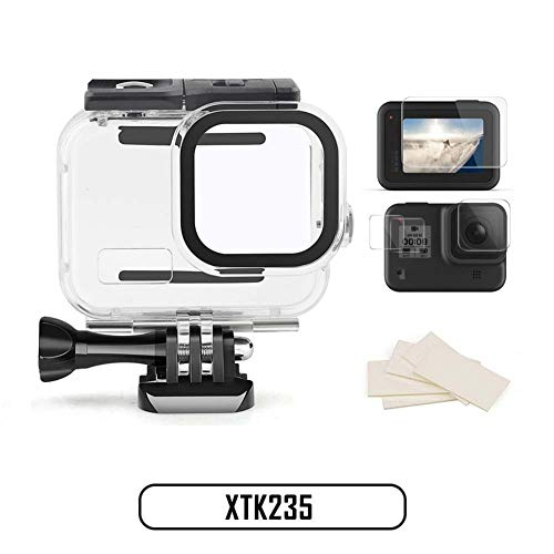 Action Camera Accessory Kit 60M Waterproof Case Accessory Set for GoPro Hero 8 Black Action Camera beschermhoes Behuizingen Mount For GoPro 8 Camera