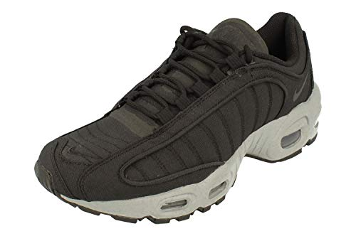 Nike Air Max Tailwind IV SP Mens Running Trainers BV1357 Sneakers Shoes (UK 10.5 US 11.5 EU 45.5, Black Wolf Grey Volt 002)