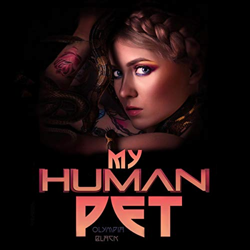 My Human Pet audiobook cover art
