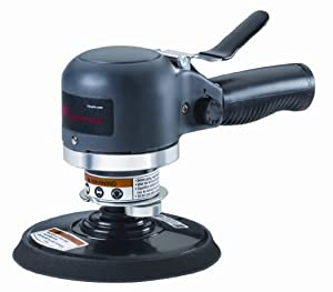 Ingersoll Rand 311A 6-Inch Heavy-Duty Air Dual-Action Quiet Sander by Ingersoll-Rand