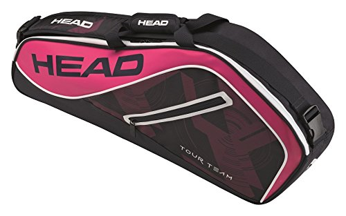 HEAD Tour Team 3R Pro Tennis Bag, Navy/pink
