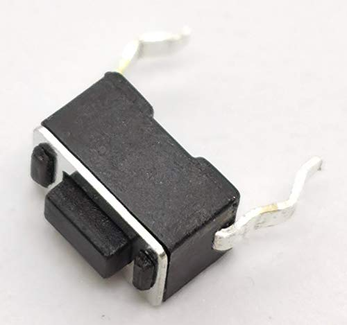 10X MIKROTASTER DRUCK SCHALTER MICRO MINI SMD MINIATUR 50MA 12V 2 PIN 6x3,5x4MM