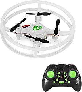 Mini Drone Quadcopter, MakeTheOne RC Nano Drone RTF 4CH 2.4GHz 4 Axis Gyro UFO Space Trek 360° Flip Headless Mode, Durable...