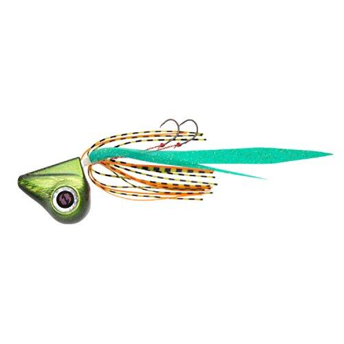 ダイワ(DAIWA) タイラバ 紅牙 ベイラバーフリー カレントブレイカー 80g ホログリーン ルアー