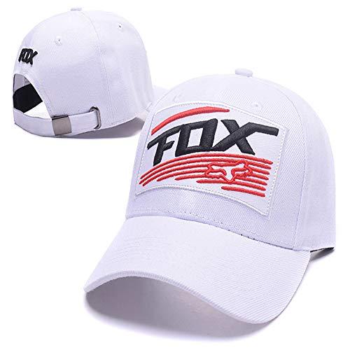 sdssup Gorra Casual de sportports Fox Fox Monster Stretch Cap Curling Gorra de béisbol 40 可 可