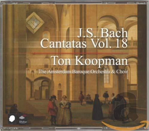 Cantatas Vol. 18 (3 CD)