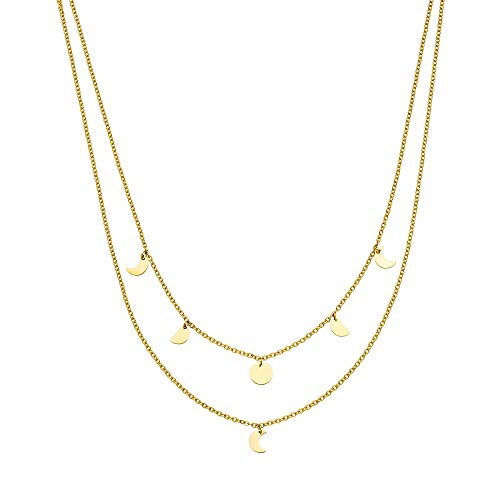 Purelei Halskette Luna (Luna-Gold)