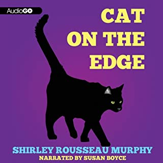 Cat on the Edge cover art
