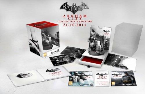 Batman Arkham City - Edición Coleccionista