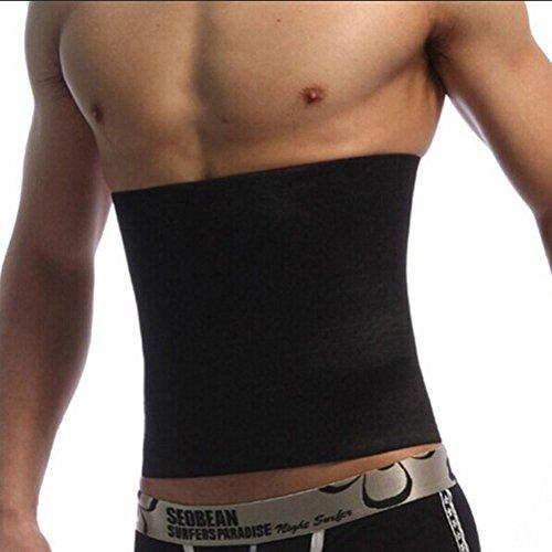 ULTNICE Herren Bauchgürtel Body Shaper Gürtel Bauch Shaper