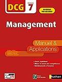Management - DCG - Epreuve 7 - Manuel et applications - 2020