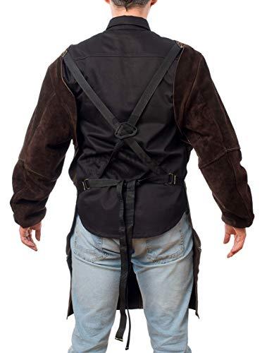 Waylander Leather Welding Apron 3