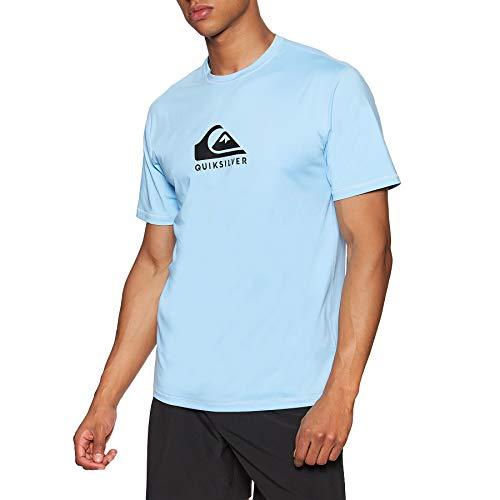 Quiksilver Solid Streak - Short Sleeve UPF 50 Surf T-Shirt for Men - Männer
