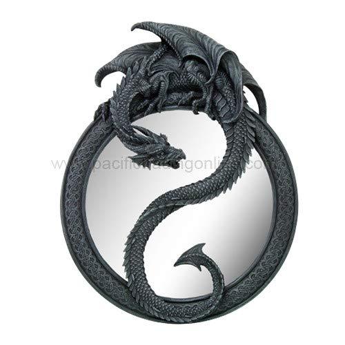 Pacific Giftware Dragon Mirror