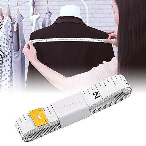 Regla de medición del cuerpo Regla de costura Cinta métrica del cuerpo Regla de costura Tailor Regla plana suave centímetro medidor-España