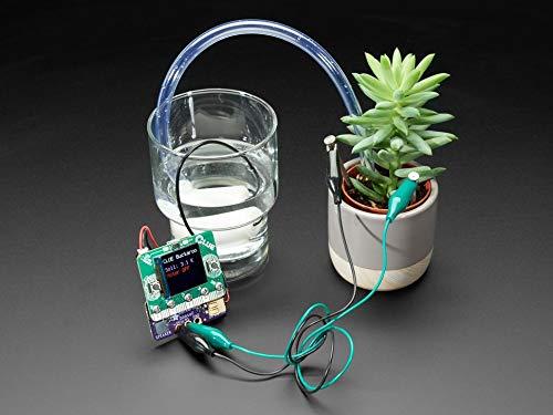 Adafruit 4534 Bonsai Buckaroo - Micro:bit & CLUE Plant Care Helper