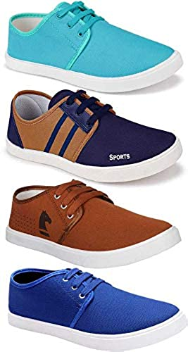 Men s Multicolor 1154 5014 1138 1216 Casual Sneaker Loafer Shoes